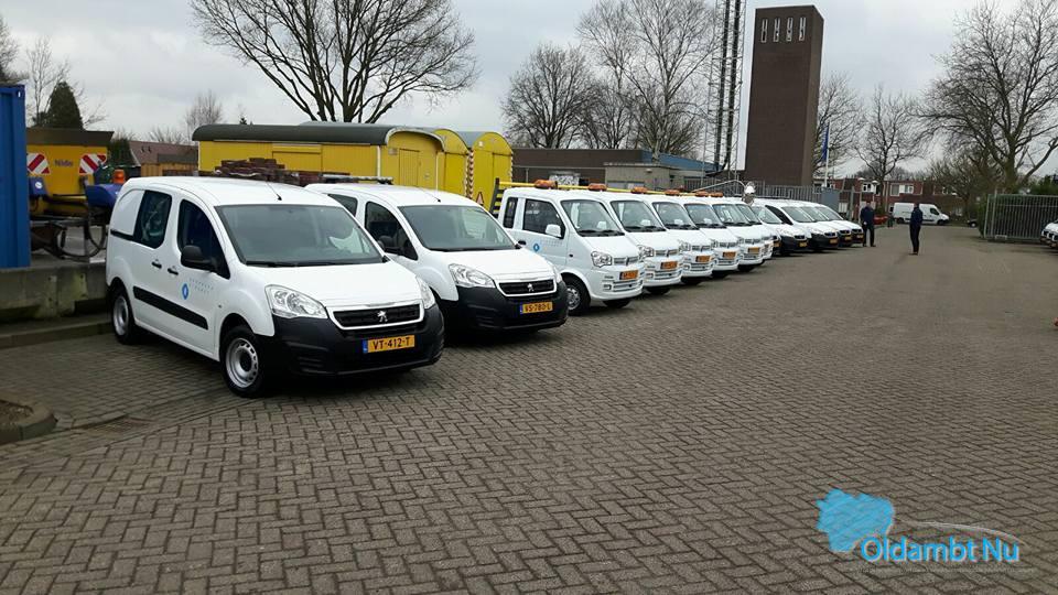 Photo of Oldambt wil duurzame auto's en busjes