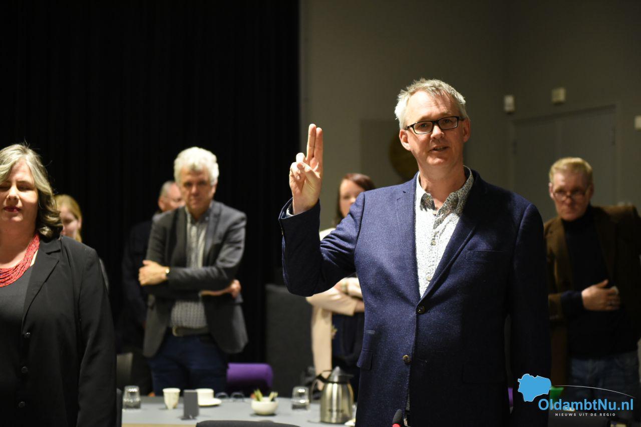 De gemeenteraad kan aan de slag, nieuwe leden geïnstalleerd
