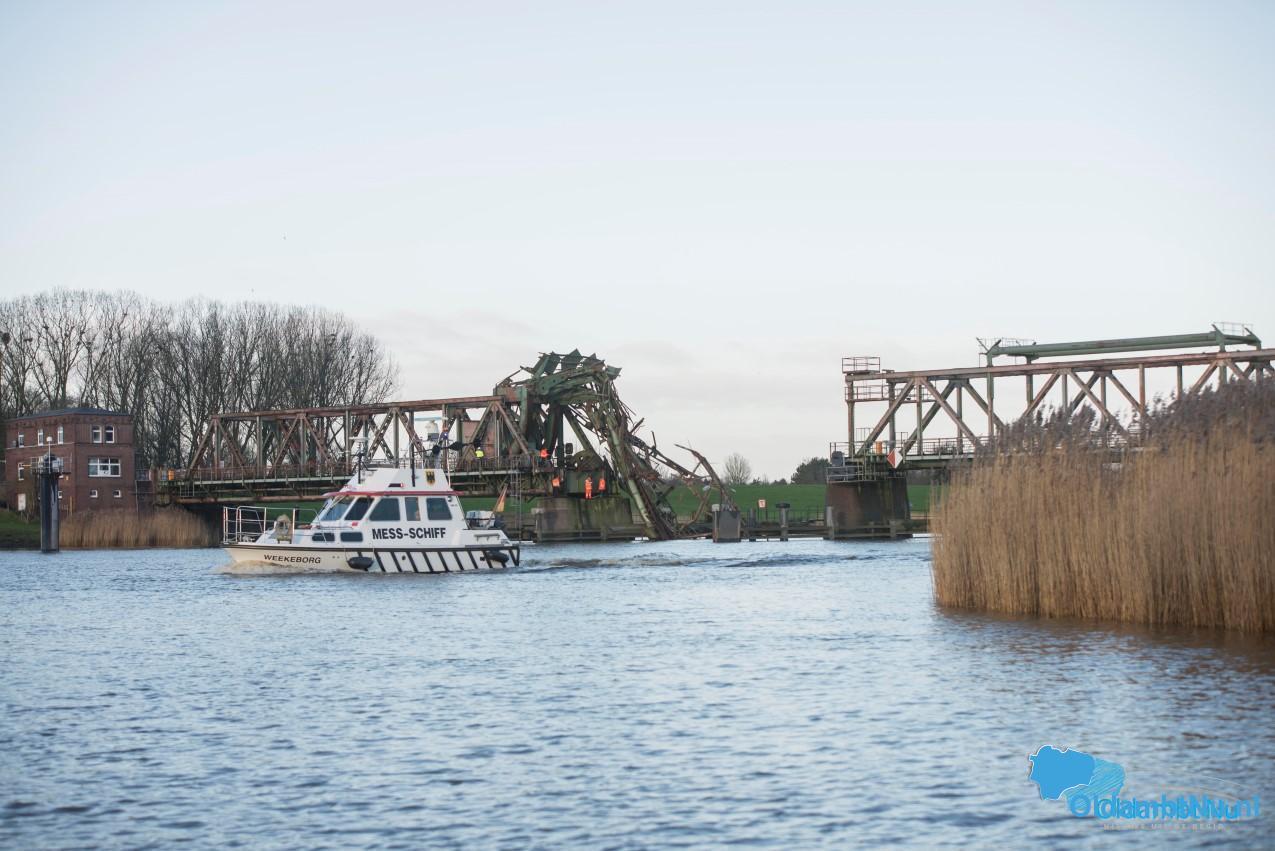 Photo of Spoorbrug bij Weener wordt grootste van Europa