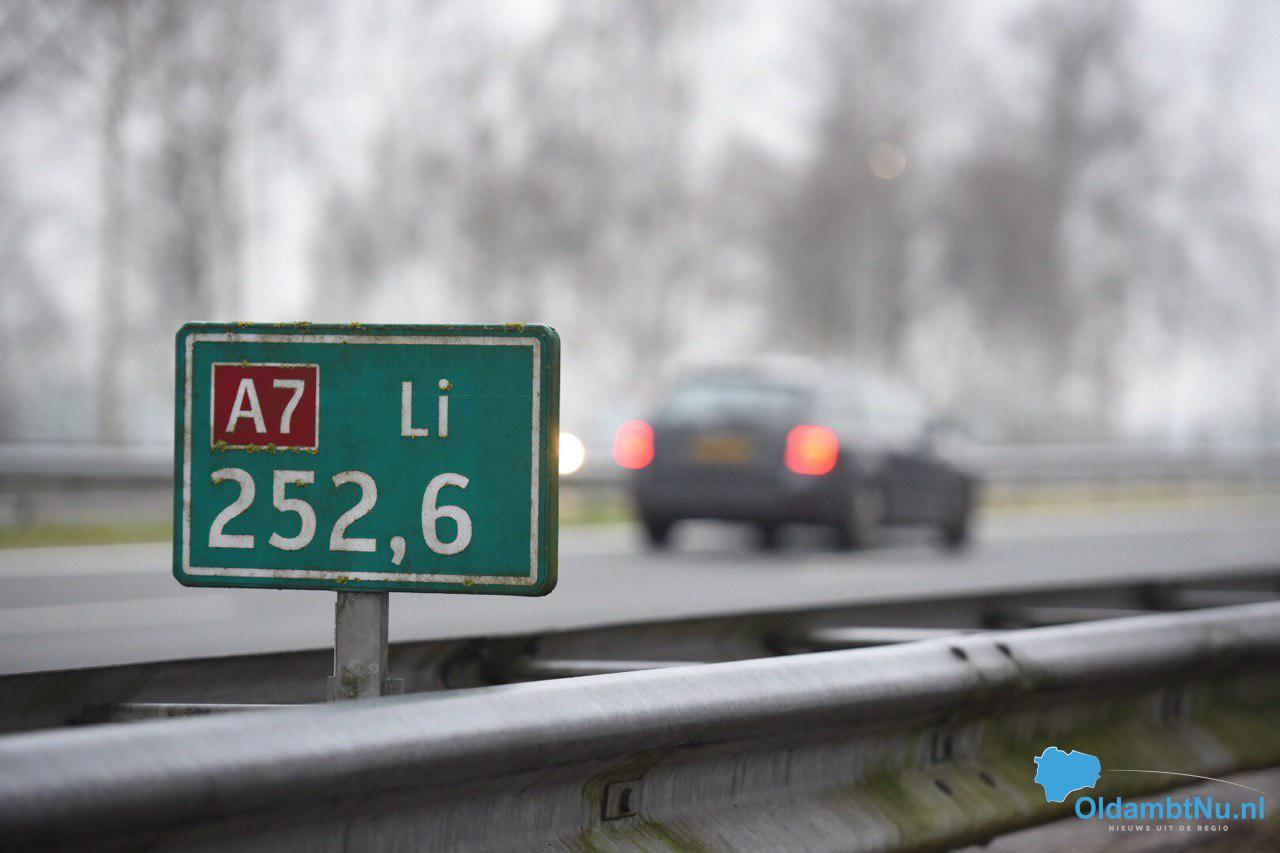Photo of Onderhoudswerkzaamheden brug Westerwoldse Aa (A7)