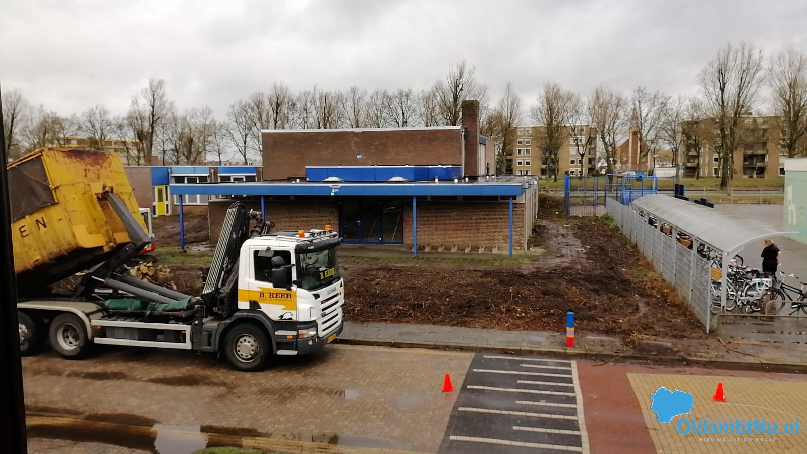 Photo of Werkzaamheden begonnen bij nieuwe brede school Scheemda