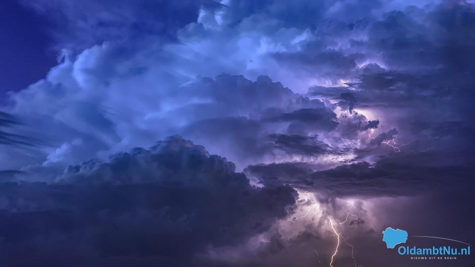 Photo of Grote kans op schade door zomerstorm Francis