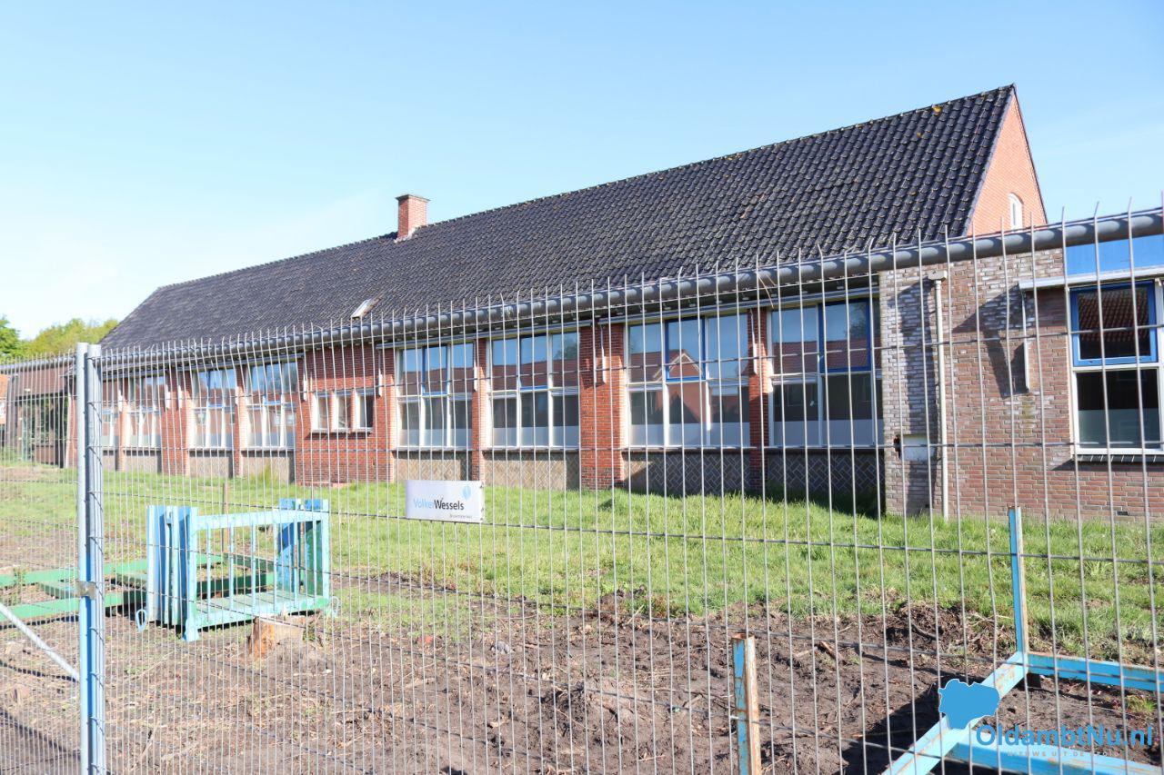 Photo of Sloopwerkzaamheden school Scheemda begonnen