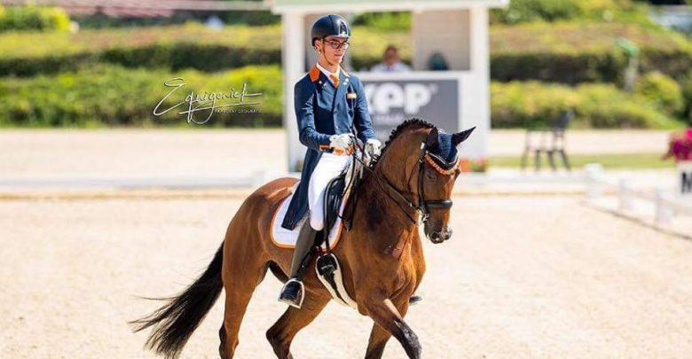 Tweede gouden medaille voor Marten Luiten in Hongarije - OldambtNu.nl
