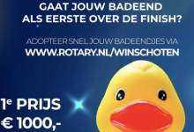 Photo of Adopteer een badeend en win 1000 euro tijdens Duckrace