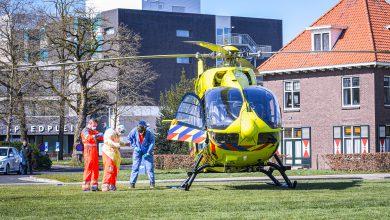 Photo of 'Corona-helikopter' gaat vanaf maandag weer coronapatiënten vervoeren