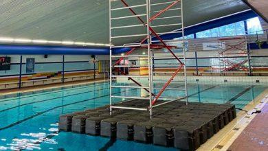 Photo of Zwembad De Watertoren renoveert verlichting