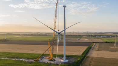 Photo of Laagfrequent geluid gemeten bij Windpark N33