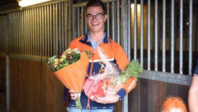 Photo of Tweevoudig Europees kampioen Marten Luiten hartelijk onthaald bij thuiskomst (video)