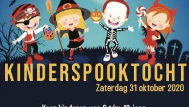 Photo of Kinderspooktocht op 31 oktober in babybos Winschoten