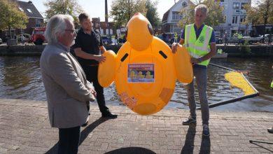 Photo of SchuldHulpMaatje Oldambt erg blij met gift Rotary Winschoten