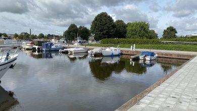 Photo of Werkzaamheden jachthaven Winschoten gereed