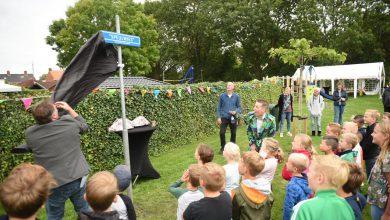 Photo of Wethouder Engelkens opent nieuwe speeltuin in Nieuwolda