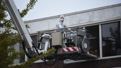 Photo of Brandweer assisteert ambulancepersoneel in Winschoten