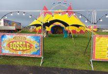 Photo of Circus Bossle door corona gestrand in Blauwestad