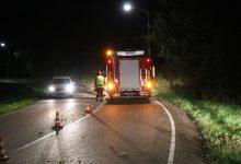 Photo of Brandweer Scheemda ingezet voor stormschade Oude Rijksweg