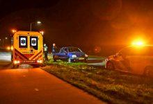 Photo of Meerdere personenauto's botsen op N967 nabij Winschoten