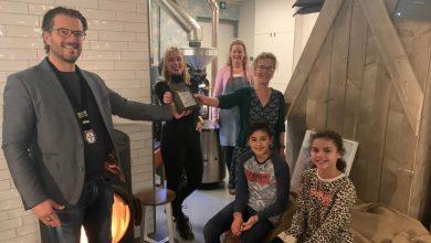 Photo of 41 Club Winschoten verkoopt koffie voor het goede doel
