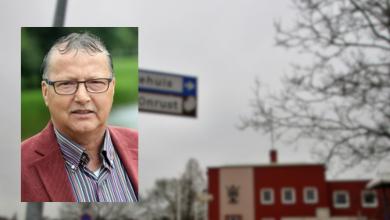 Photo of Wethouder Henk Busemann overleden