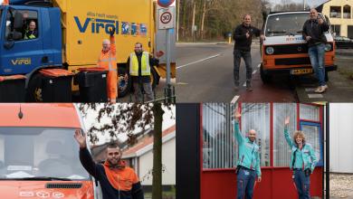 Photo of In beeld: Harde werkers op Oudejaarsdag zwaaien 2020 uit!