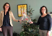 Photo of GV Bato-voorzitter Charlotte Musch krijgt verrassingsbezoek burgemeester