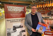 Photo of Historisch verzamelalbum Jumbo Scheemda uitgereikt (video)