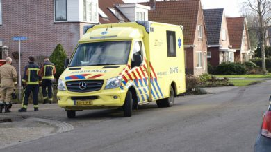 Photo of Brandweer assisteert ambulancedienst in Winschoten