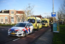 Photo of Ongeval tussen auto en fietser in Winschoten