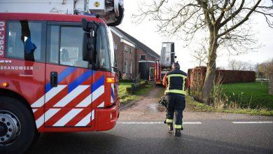 Photo of Schoorsteen brand snel onder controle door brandweer
