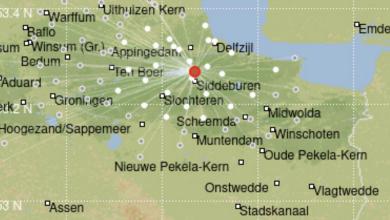 Photo of Regio: Aardbeving van 1.9 bij Tjuchem