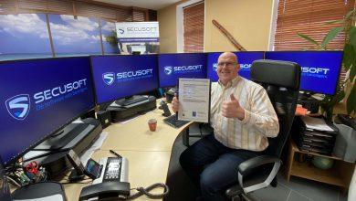 Photo of Secusoft B.V. uit Beerta in bezit van ISO 27001-veiligheidscertificaat