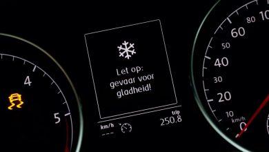 Photo of Code geel van kracht in Groningen wegens sneeuwval
