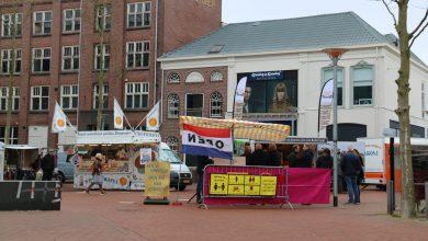Photo of Marktkooplui in Winschoten houden vreedzame actie tegen maatregelen