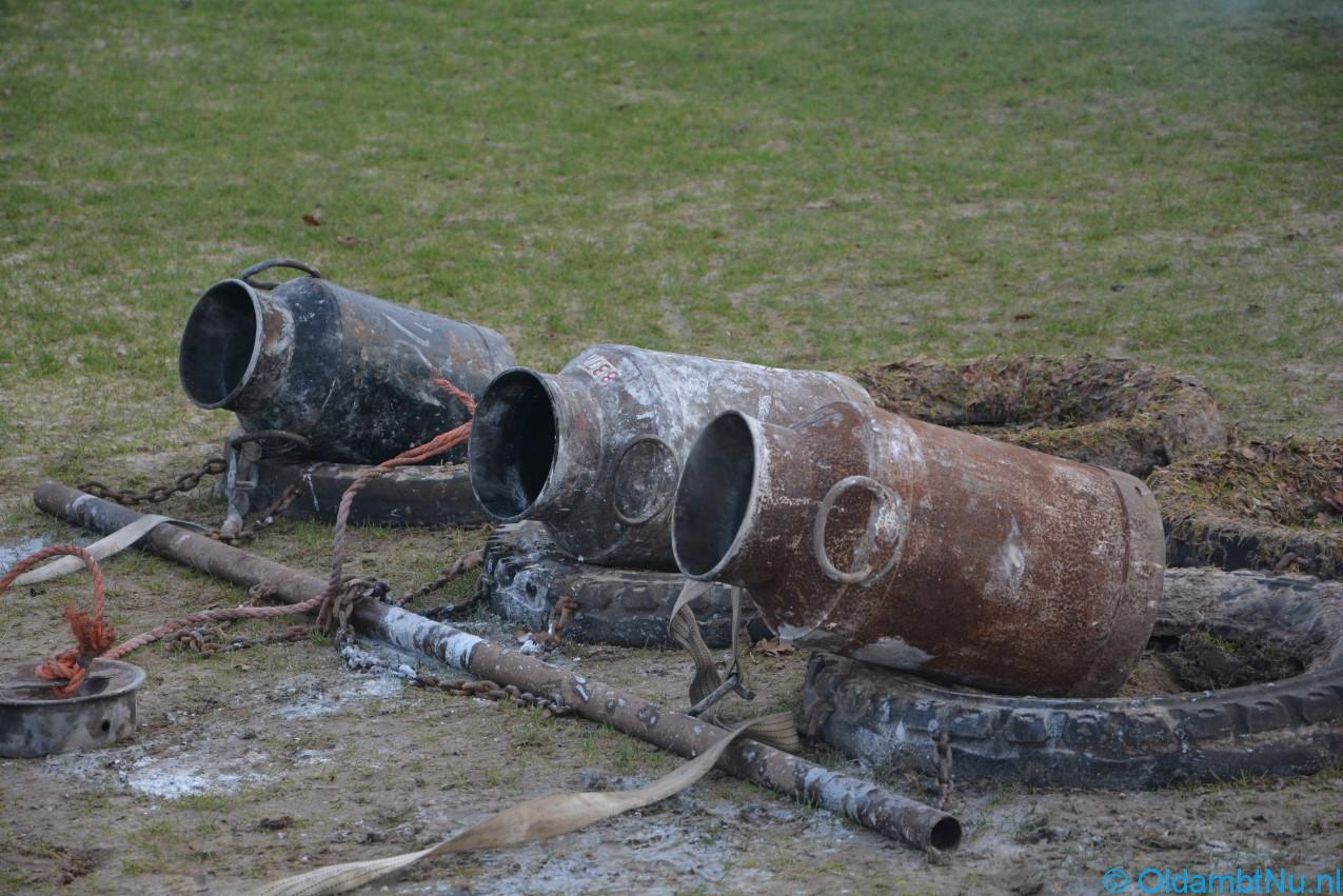 Photo of Carbidschieten in Groningen: alleen in kleine gezelschappen en pas op