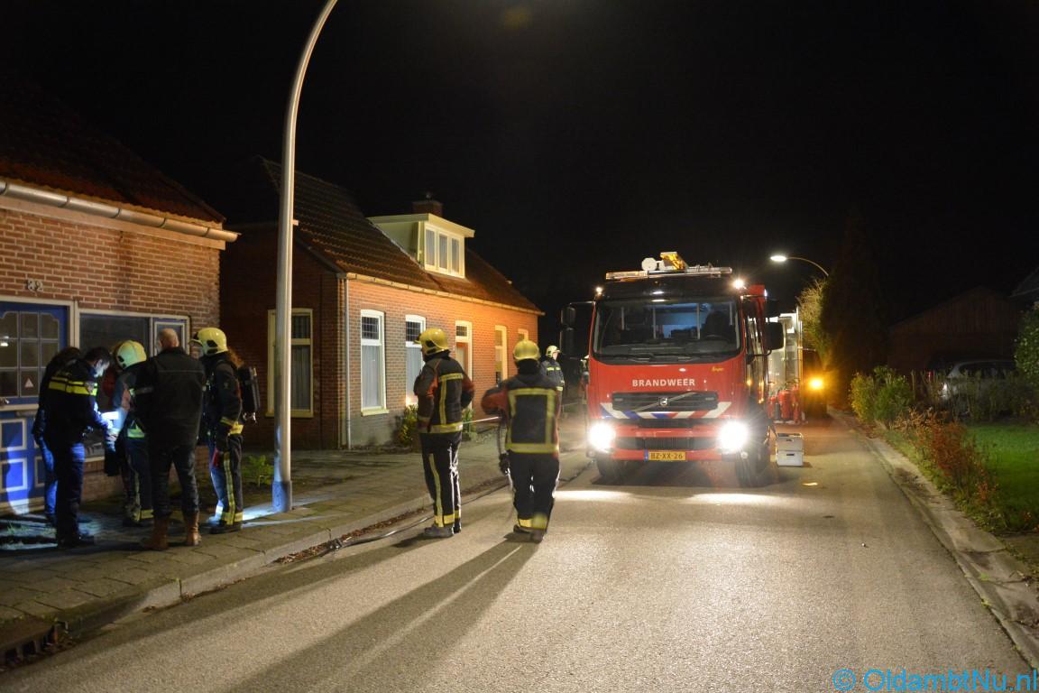 Photo of Regio: Brandweer rukt uit voor loze melding