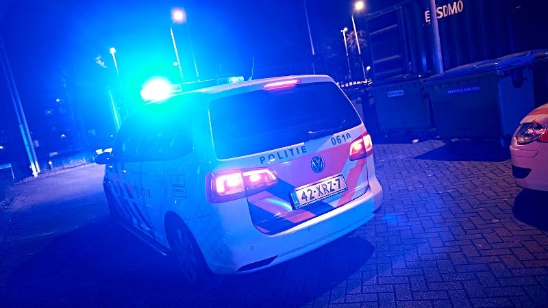 Photo of Automobilist uit Duitsland vlucht in Winschoten voor politie